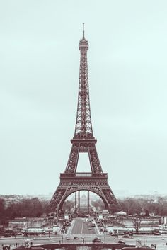 """Eiffel Tower"" by Pascal Deckarm on Displate #eiffel #paris #tower #urban #displate #photography"