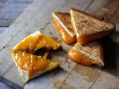 Grilled Cheese Sandwich from Joy of Cooking  – Everybody's All-American