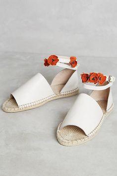 Raye Daphne Floral Espadrilles