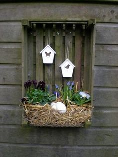 Der Frühling beginnt, eine neue Jahreszeit, und das bedeutet auch ein frisches Interieur! 10 hübsche DIY Ideen! - Seite 7 von 10 - DIY Bastelideen
