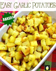 Easy-Garlic-Potatoes-3.jpg (750×950)
