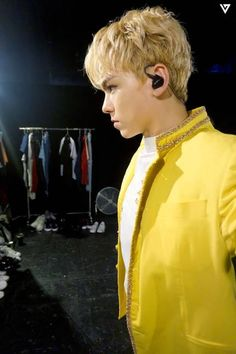 SEVENTEEN VERNON [스타캐스트] 세븐틴 1ST WORLD TOUR 'DIAMOND EDGE' 태국 / 홍콩 비하인드