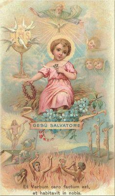 Niño Jesus Salvador