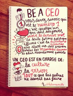 Be CEO
