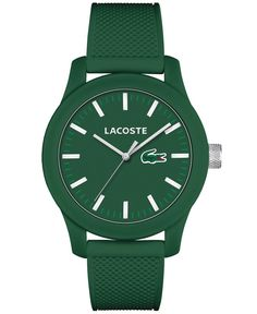 A dynamic sport watch that embraces the colorful world of Lacoste. From the  L. d47c256f1350