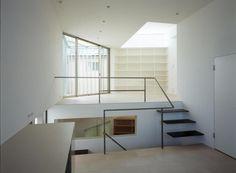 Matsubara House by architect HiroyukiIto of O.F.D.A. Associates, Tokyo, Japan.