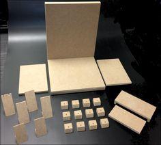 4aae77628e6c Expositor de joyería a medida de madera realizado por Tunceli Projects