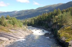setesdal norway map | Panoramio - Photo of Setesdal bei Valle Norwegen