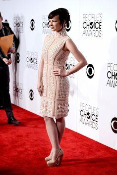 Ashley Rickards- People's Choice Awards 2014