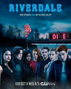 'Riverdale' Debuts Dark Poster For Season 2 Riverdale Season 2, New Riverdale, Riverdale Poster, Riverdale Memes, Riverdale Comics, Riverdale Archie, Riverdale Funny, Archie Comics, Betty And Jughead