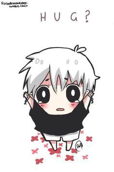 HUG? please.. tokyo ghoul