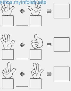 Spring Math Centers for Kindergarten B&W Numbers Preschool, Preschool Printables, Preschool Learning, Teaching Math, Kindergarten Math Worksheets, Preschool Activities, Math Literacy, First Grade Math, Math For Kids