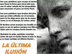 LA ULTIMA ILUSION - THE LAST ILLUSION