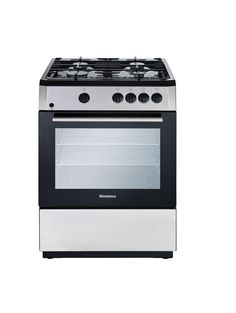 Blomberg BGR24100SS Gas Range with 4 Burners, 24-Inch, Stainless Steel * This is an Amazon Affiliate link. Click image to review more details.