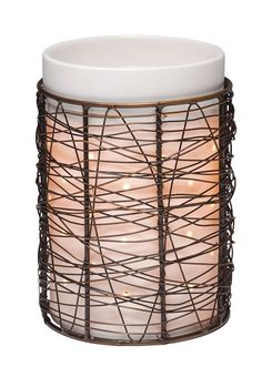 Loom | Silhouette Warmer Collection from Scentsy