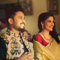 Stand-Up Comedian Abish Mathew Engaged To South Indian Actress Archana Kavi - BollywoodShaadis.com