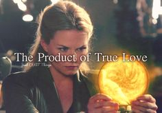 Emma is the child of true love, and has the most powerful magic of all.