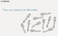 Tic decena   http://www.ceiploreto.es/sugerencias/cp.juan.de.la.cosa/Actividades%20Mates%20PDI/01/04/02/010402.swf