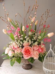 バレンタインに頂いたご注文・・・・ 素敵な愛の言葉とともに出発していきました。 ...