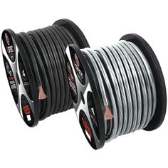T-SPEC V12PW-8250 v12 SERIES Above Spec Power & Ground Wire (250ft, 8 Gauge)