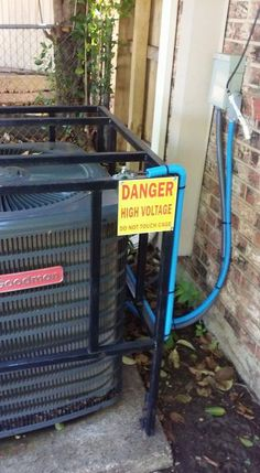 theft protection - http://www.hvac-hacks.com/theft-protection/