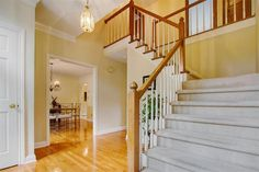 8696 Tayport Drive, Dublin, OH 43017 — A luxurious 4 bedroom, 2-1/2 bath two-story home on just under 1/2 acre. This superb property backs to trails and the Muirfield Village Golf Course. The home has been well cared for and offers many amenities. Amazing enclosed deck with adjacent open deck overlook your own personal pool. Spacious kitchen with ample storage! Beautifully finished living and great rooms with neutral finishes awaiting your touches! Four bedrooms on the upper level offer ...