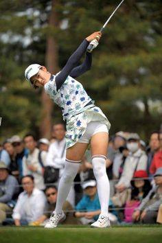 Girls Golf, Ladies Golf, Golf Sport, Girl Golf Outfit, Golf Images, Golf Instructors, Sexy Golf, Tennis Fashion, Golf Player