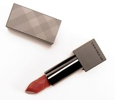 Burberry Redwood (304) Lip Velvet Review, Photos, Swatches