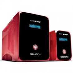 SALICRU SOHO SPS-1400+ Digital Alarm Clock, Soho, Phone, Telephone, Small Home Offices, Mobile Phones