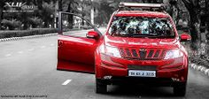 The red stands apart in this striking pic! A hat-tip to Saran Gowtham for sharing this shot. Which is your favourite shade? Scorpio Car, Car Photos Hd, Hat Tip, Car Facts, Bmw Wallpapers, Picsart Png, Studio Background Images, Picsart Background, Jeeps