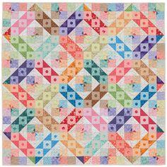 Candy Dots quilt