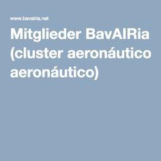 Mitglieder BavAIRia (cluster aeronáutico)
