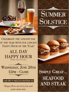 Wonderful happy hour menu. #seattle #foods #restaurants #happyhours