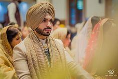Best Of Punjabi Groom Outfits That You Must Bookmark For Your Wedding Groom Wear, Groom Outfit, Groom Attire, Sikh Wedding, Wedding Attire, Groom Trends, Blue Sherwani, Sabyasachi Sarees, Beautiful Indian Brides
