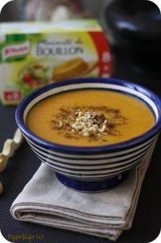 Velouté de Carottes au Cumin – Paprikas Chili, Soup, Fruit, Cooking, Vegetable Stock, Food, Meal, Carrots, Food