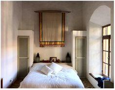 Moroccan Riad Bedroom - mediterranean - bedroom - other metro - tcash Home Bedroom, Bedroom Decor, Bedrooms, Bedroom Ideas, Master Bedroom, Ethnic Bedroom, Mediterranean Bedroom, Indian Interiors, Build A Closet