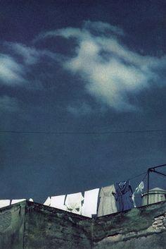 Bernard Plossu. Mexique Les images de cette série sont extraites du livre Plossu, Couleur Fresson, Théâtre de la Photographie et de l'Image / Nice Musées, 2007