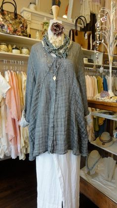 X-Specially Nice Tunic by Flax
