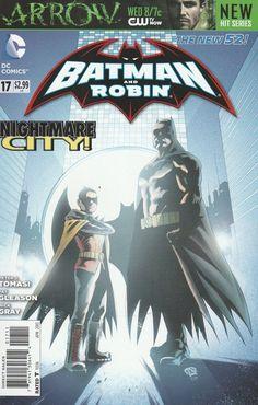 Batman and Robin # 17 DC Comics The New 52! Vol. 2
