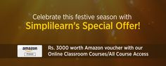 Enroll for All Course Access training bundle and get access to all professional certification courses that are being offering by Simplilearn at a minimal price. Online Classroom, World 1, Training Programs, Certificate, Celebrations, Career, Education, Amazon, Style