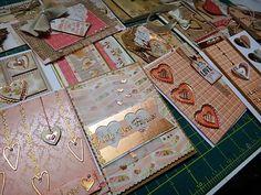 HandmadebyRenuka # Love From Lizi Card Kit.