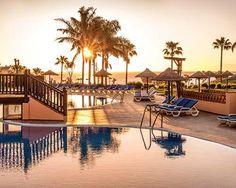 Take A Dip In The Pool While Oceanside At Clc San Go Suites California Beach Resort Spain