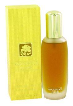 Aromatics Elixir By Clinique Eau De Parfum Spray For Women White Jasmine, Clinique, Vintage Perfume, Parfum Spray, Dildo, Bath And Body, Perfume Bottles, Fine Jewelry, Fragrance