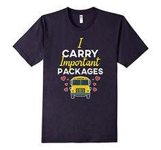 Absolutely a wardrobe essential for every school bus driver! This t-shirt will make an excellent gift for bus drivers who love their job safely taking children to school.