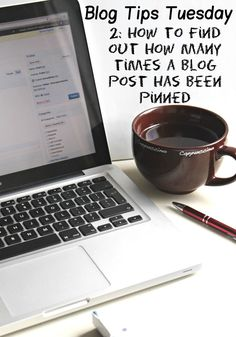 Blog Tips How to find out how many times a blog post has been pinned