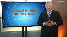 Sales Tip of the Day with Mark Tewart