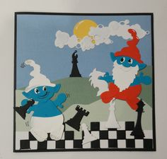 BY Lene design - www. Marianne Design, Gnomes, Scrap, Frame, Cards, Fictional Characters, Inspiration, Decor, Ideas