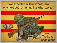Welcome Home to our Vietnam Veterans. Thank you for your service. God Bless.