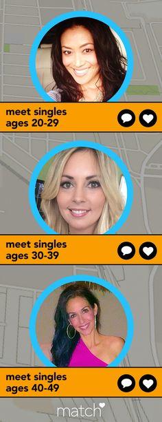 Match com local singles