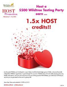 February 2015 Host Promotion!